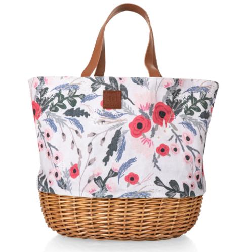 Promenade Picnic Basket - Floral