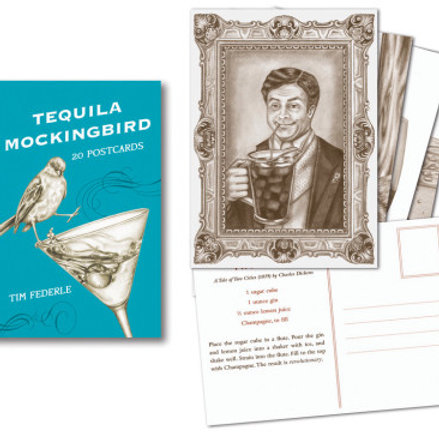 Tequila Mockingbird: 20 Postcards