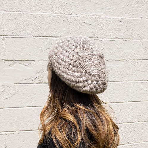 Autumn Beret in Multiple Colors