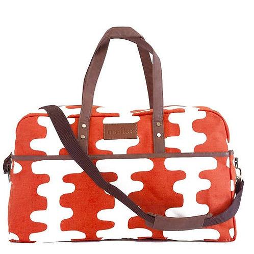 Echo Tangerine Duffel Bag
