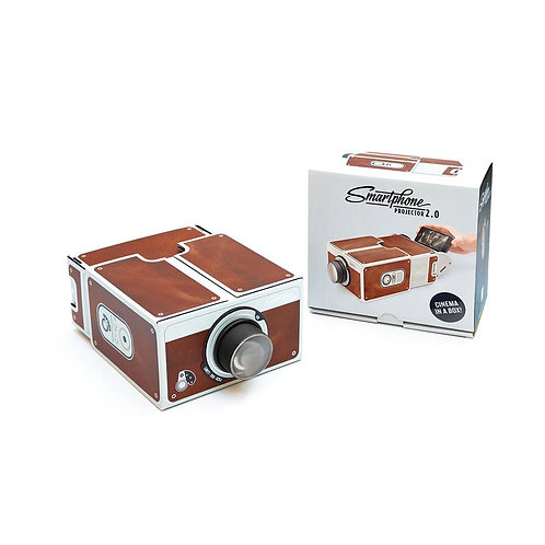 Smartphone Projector 2.0 Brown Edition