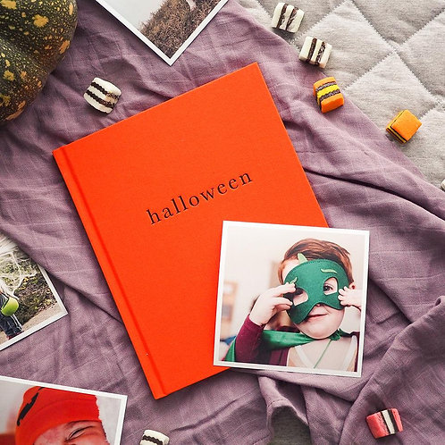On Sale! Halloween - Our Halloween Book  (Journal)