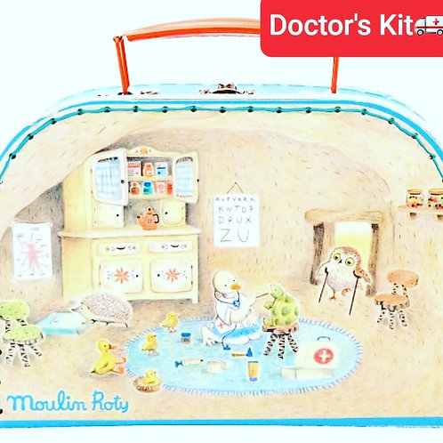 Doctor's Kit Toy