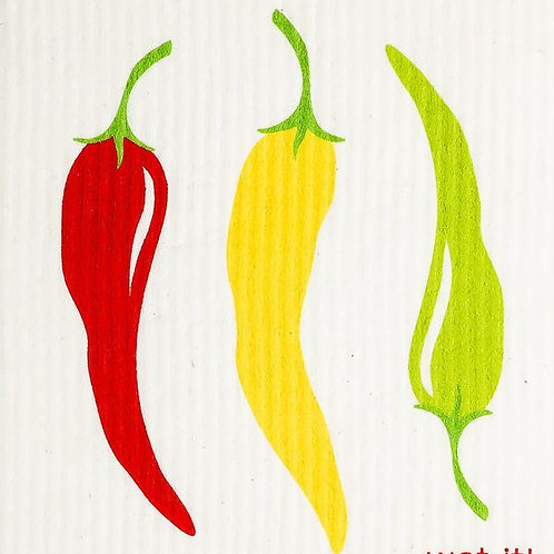 Wet-it! Peppers