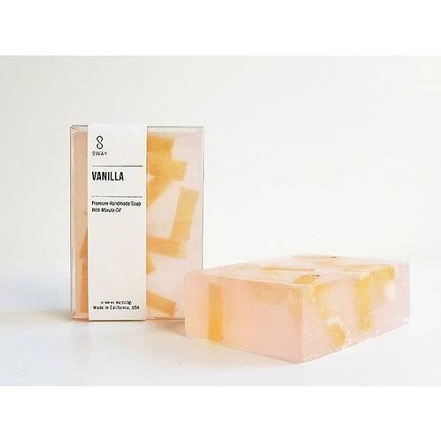 Premium Handmade Soap with Marula Oil - Vanilla