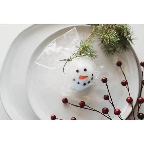 Snow Man Bath Bomb