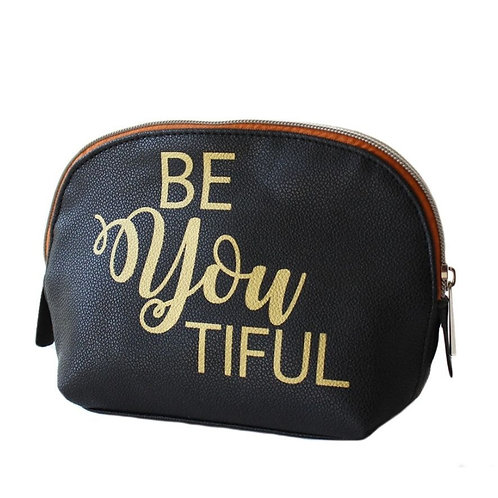 Be-YOU-tiful Make-Up Bag