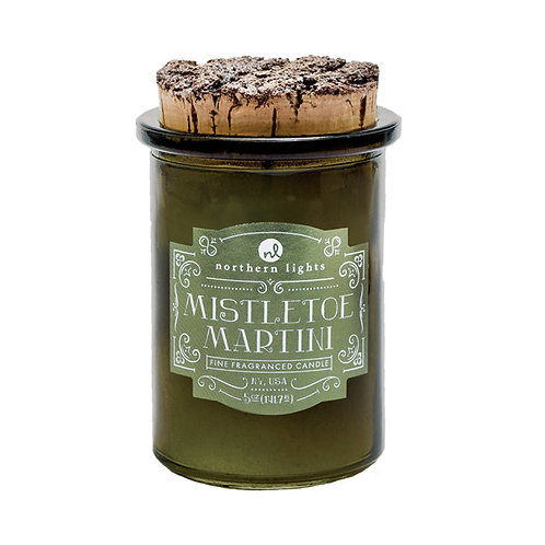 Mistletoe Martini Candle 5oz. Spirit Jars