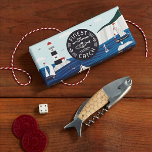 Fish Bottle Opener in Gift Box