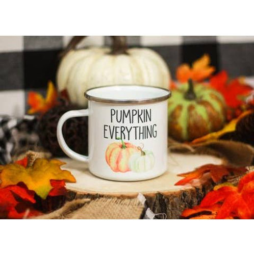 Pumpkin Everything Mug