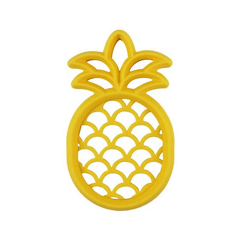 Pineapple Non-Toxic Silicon Teether Toy