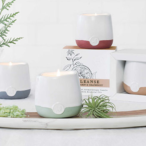 Prana Candle - Natural Coconut wax and Essential oils