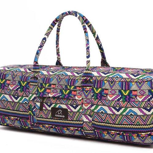Vibrant Yoga Mat Bag