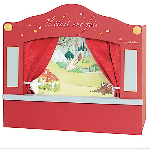 Moulin Roty Puppet Theater