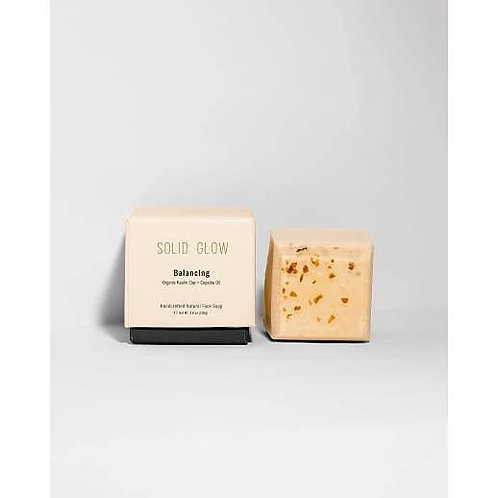 Solid Glow Handcrafted Face Soap - Balancing