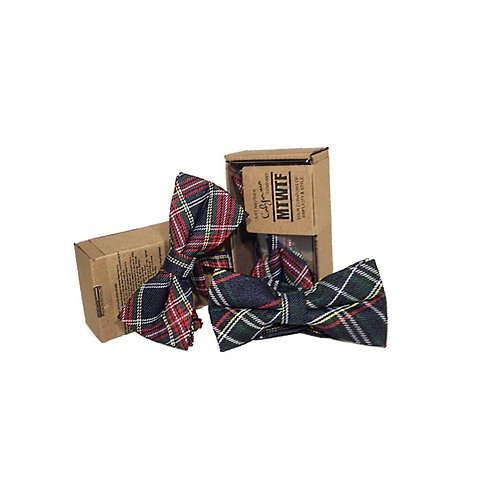 MTWTF - Fair Trade RE-cycled Bowtie