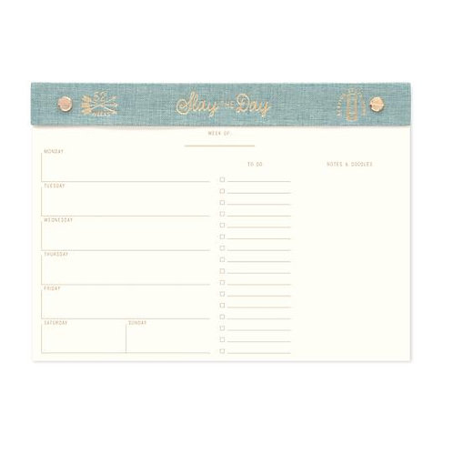 'Slay the Day' Weekly Planner