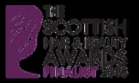 Finalist Logo _ Scottish Hair and beauty