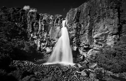 Ruepehu Falls