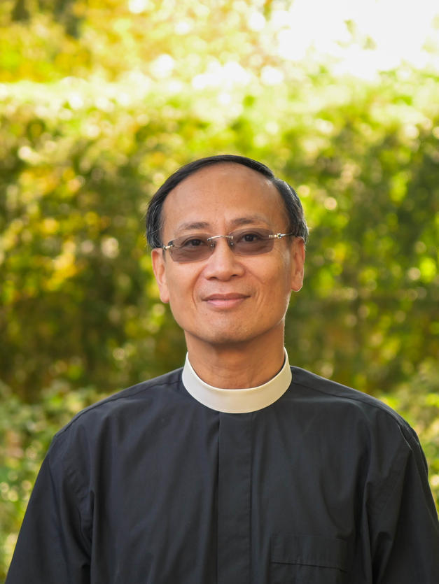 The Rev. Dr. Thomas Ni
