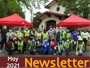 MAY 2021 NEWSLETTER
