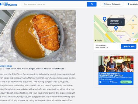 Infatuation LA: The Best Places to Eat in Santa Monica