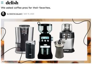 15 Best Coffee Grinders