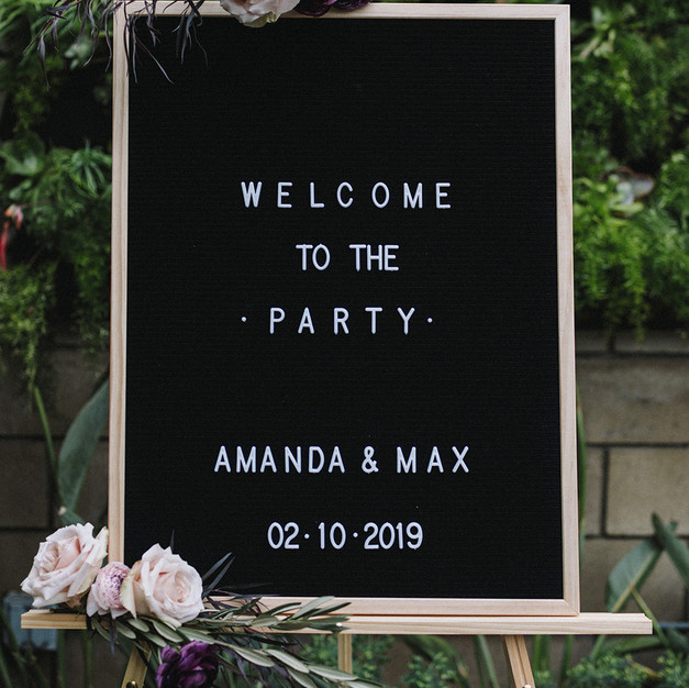 AMANDA + MAX