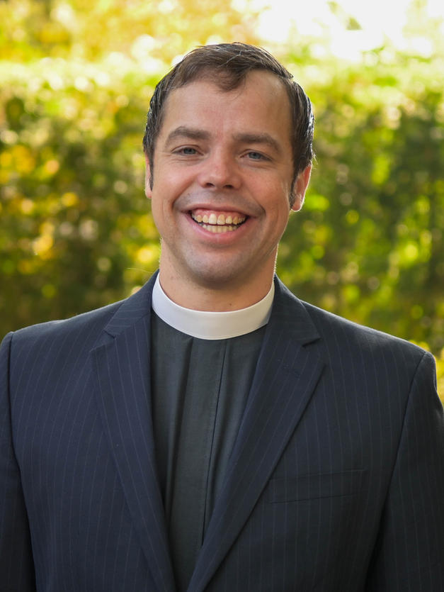 The Rev. Jeffrey D.S. Thornberg