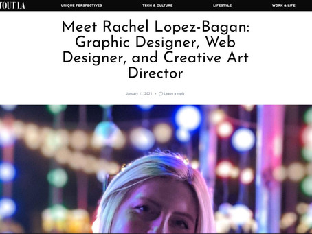 Shout Out LA | Meet Rachel Lopez-Bagan