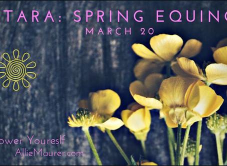 Ostara: Spring Equinox
