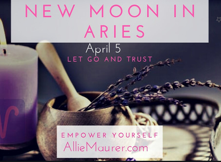 New Moon In Aries