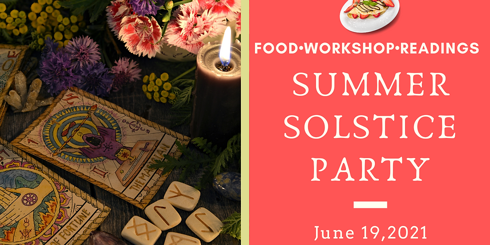 Summer Solstice Party