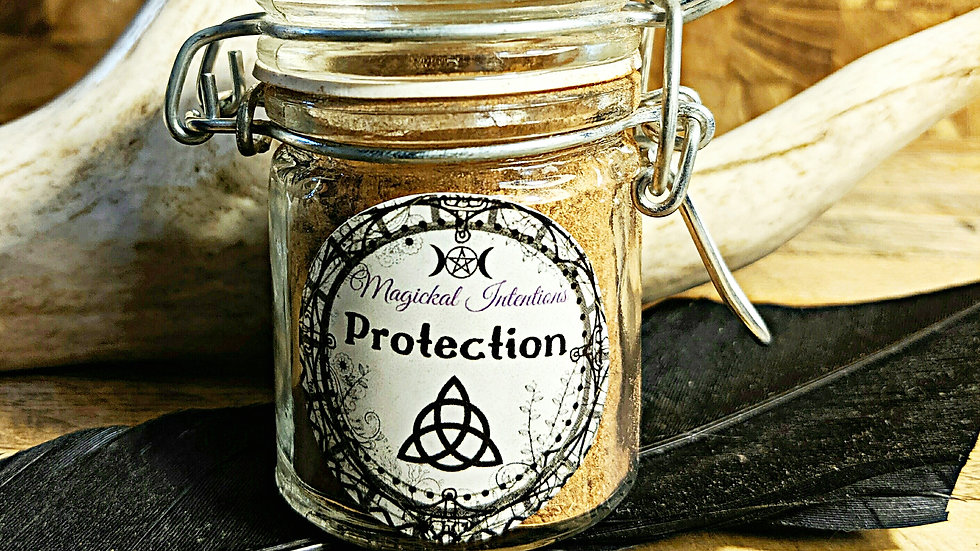 Protection Powder/ Incense