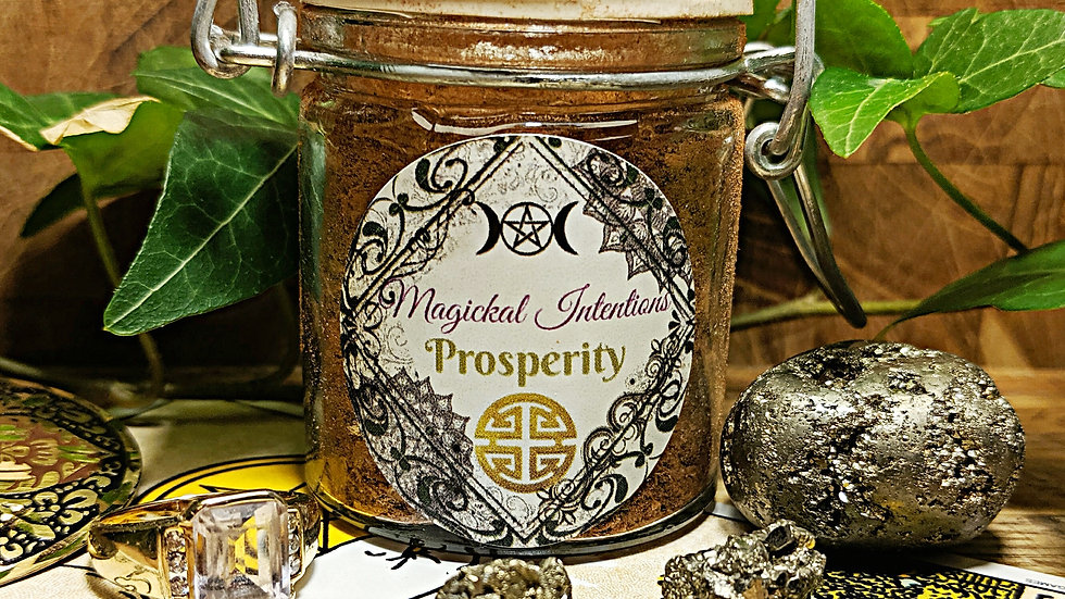 Prosperity Powder/ Incense