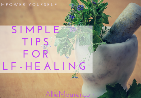 Simple Tips For Self Healing
