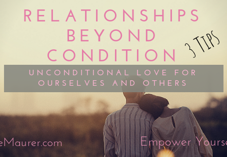 Relationships Beyond Condition