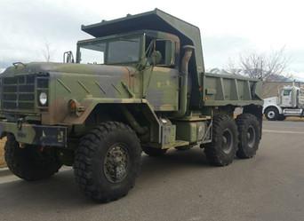M929A2 900 Series 5 Ton 6x6 Dump- Shipped to Arizona