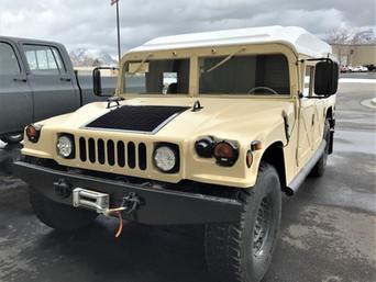 M1038 Military Humvee (HMMWV)- Picked-Up