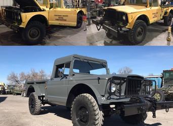 M715 Kaiser Jeep- Shipped, Idaho
