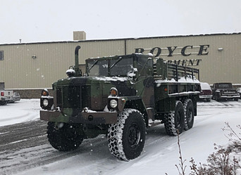 M35A3 2.5 Ton 6x6- Local Pickup