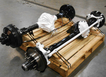 Rebuilt Ford Dana 60 Front Axle & GM 14 Bolt Rear Axle- Shipped