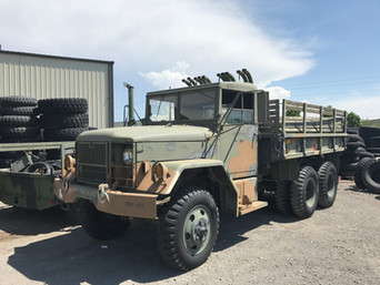 M35A2C 2.5 Ton 6x6- Picked Up, Idaho Bound