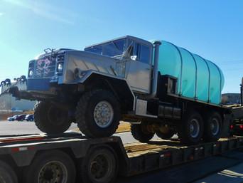 M925A1 900 Series 5 Ton w/ Water Tank