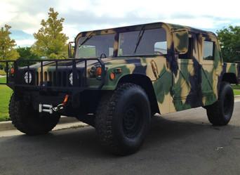 M998 Military Humvee (HMMWV)- 2nd Shipped/Wyoming