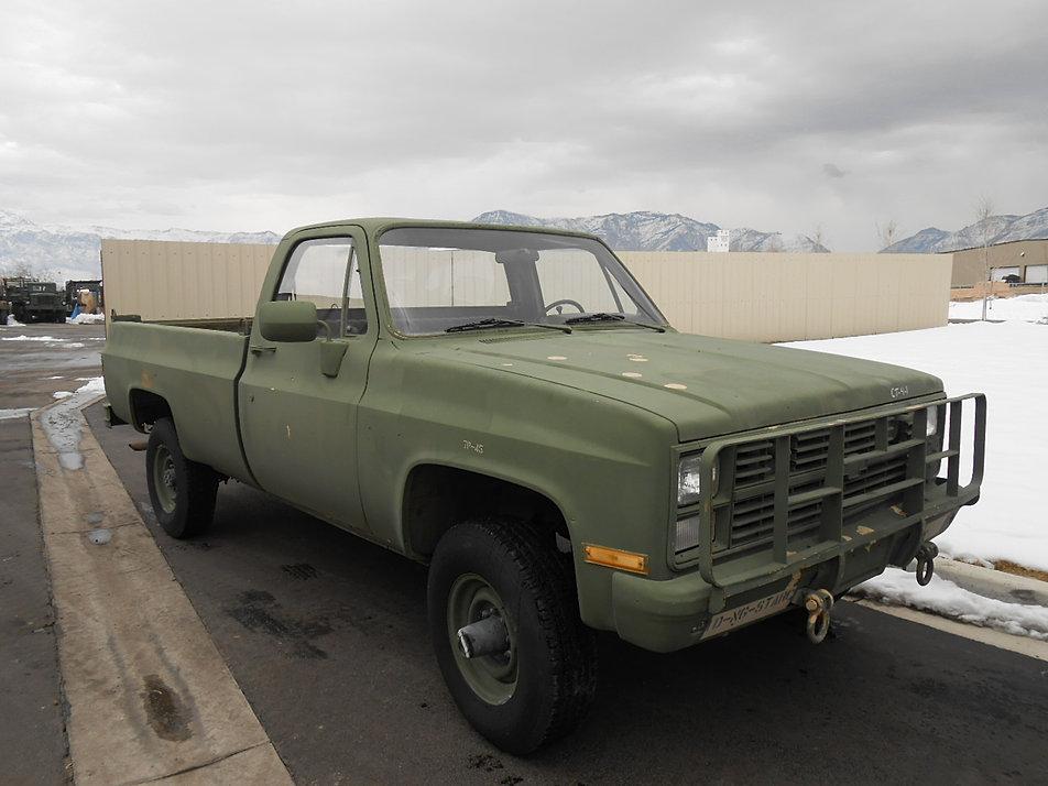 M1009 For Sale Craigslist >> M1008 Cucv For Sale Craigslist | Autos Post
