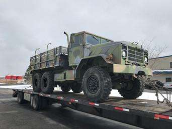 M923A2 900 Series 5 Ton 6x6- Wyoming