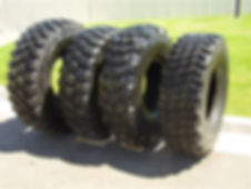 Military Tires