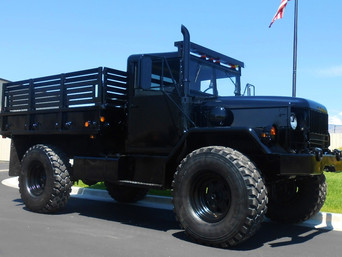 M35A2 Bobbed 2.5 Ton Truck- Shipped to Wisconsin