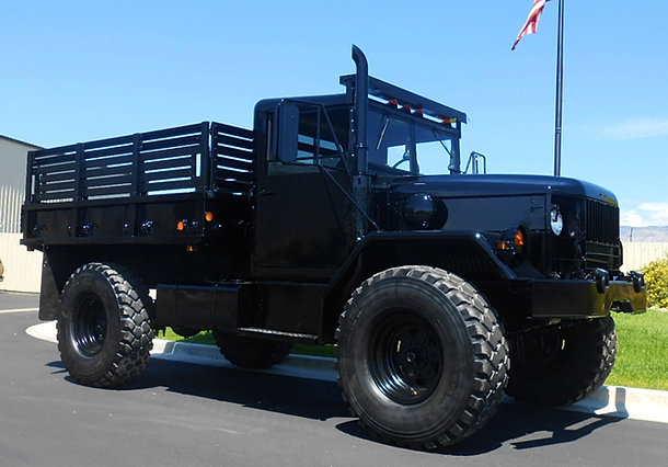Snow Plow Prices >> Boyce Equipment | M35A2 Bobbed Deuce